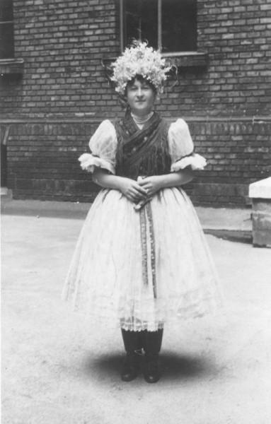 Antal Józsefné Orosz(dudás) Jusztina