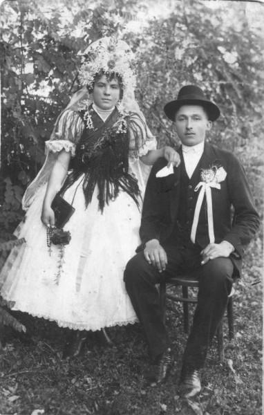 Kecskés(bali) Margit és Kecskés(vidrócki) László