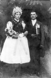 Orosz Rozália és Orosz József