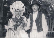 Orosz (kalocs) Ambrus és Gecse Margit