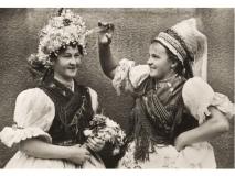 Orosz(dudás) Jusztina és Orosz(pupaj) Margit