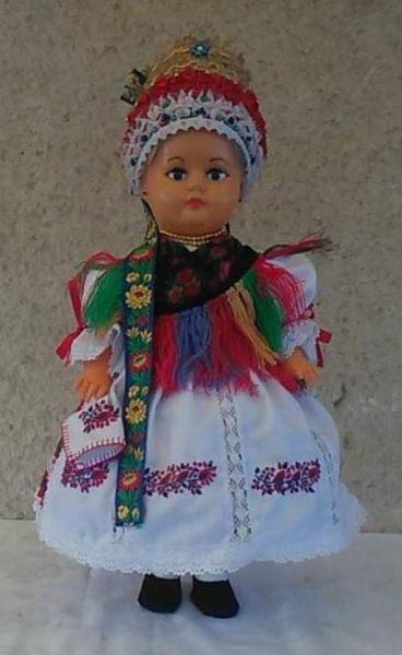Bakos Pálné Marika maconkai babája