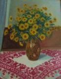70 szál sárga virág - Berecz László tulajdona