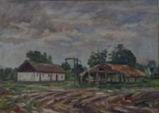 Elhagyott tanya - Orosz Ágnes tulajdona