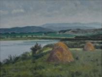 Maconkai tó boglyákkal - Orosz Jánosné tulajdona